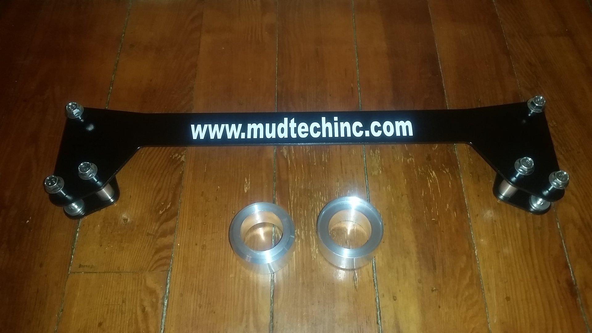 Wildcat Trail 700 2 inch lift kit 2014+ - MUDTECH Inc ...