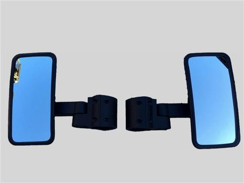 "(Pair) of Smack Back Buggy Mirrors-Rectangle 8"" x 4"" (2 per pair)"