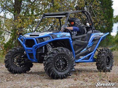 Polaris RZR Fender Protection - Front