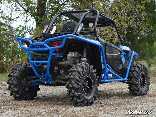 Polaris RZR Fender Protection - Rear